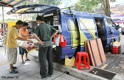 Singapore, SG: Meals on Wheels May Get Green Light Again