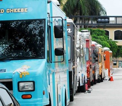 Natick, MA: Natick Selectmen Considering Food Truck Policy