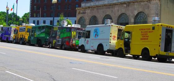 Lancaster, PA: Food Trucks Need Permits in Lancaster City