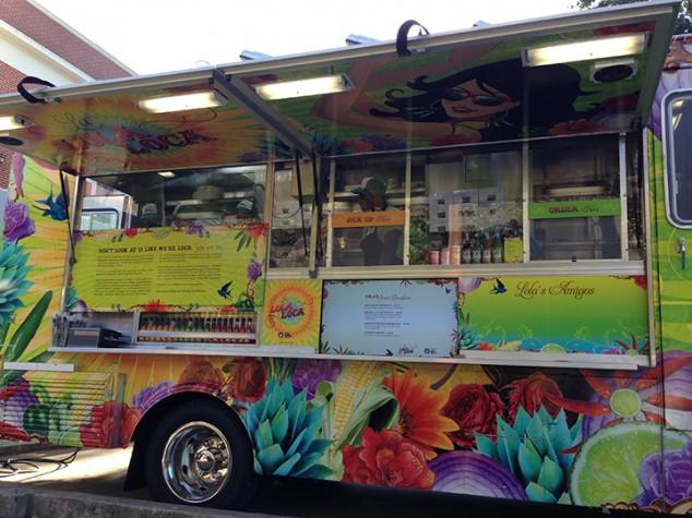 Waco, TX: La Lola Loca Truck to Open on Baylor Campus