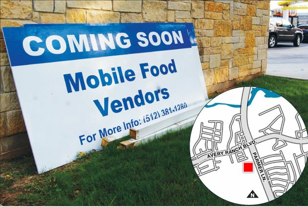 Austin, TX: Food Truck Park Planned for Parmer Lane in Avery Ranch