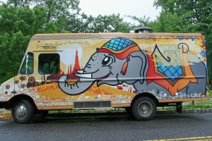 Montclair, NJ: Great Foodie Discovery – Catering From The Thai Elephant Food Truck
