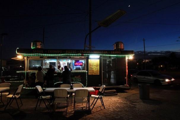 Corpus Christi, TX: Street Food Gains A Following, Brings A Variety To Corpus Christi