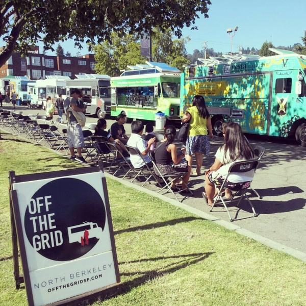 Berkeley, CA: Off The Grid says goodbye to Berkeley's Gourmet Ghetto