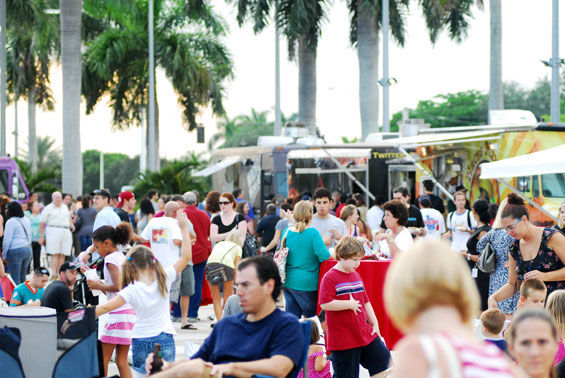Food truck roundups this week make it easy to be lazy.