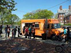 Cambridge, MA: Cambridge Riverfront Mobile Food Program