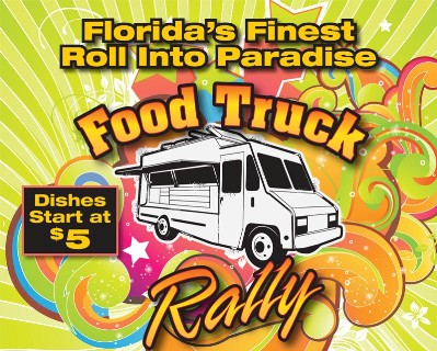 Immokalee, FL: Paradise Food Truck Rally at Seminole Casino Immokalee