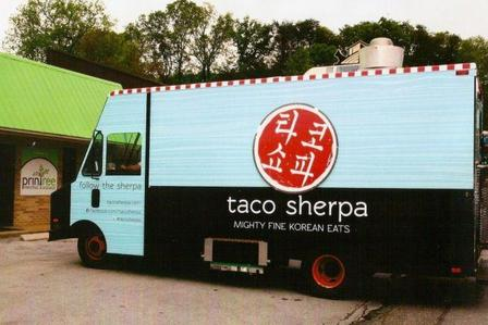 Chattanooga, TN: Food truck Taco Sherpa for sale