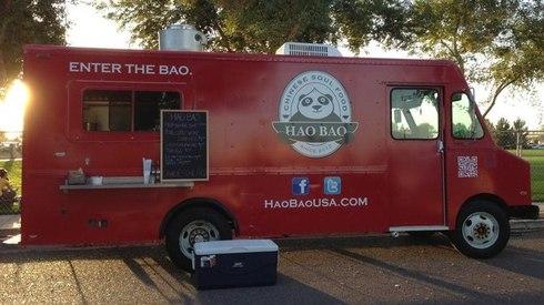The Hao Bao food truck.