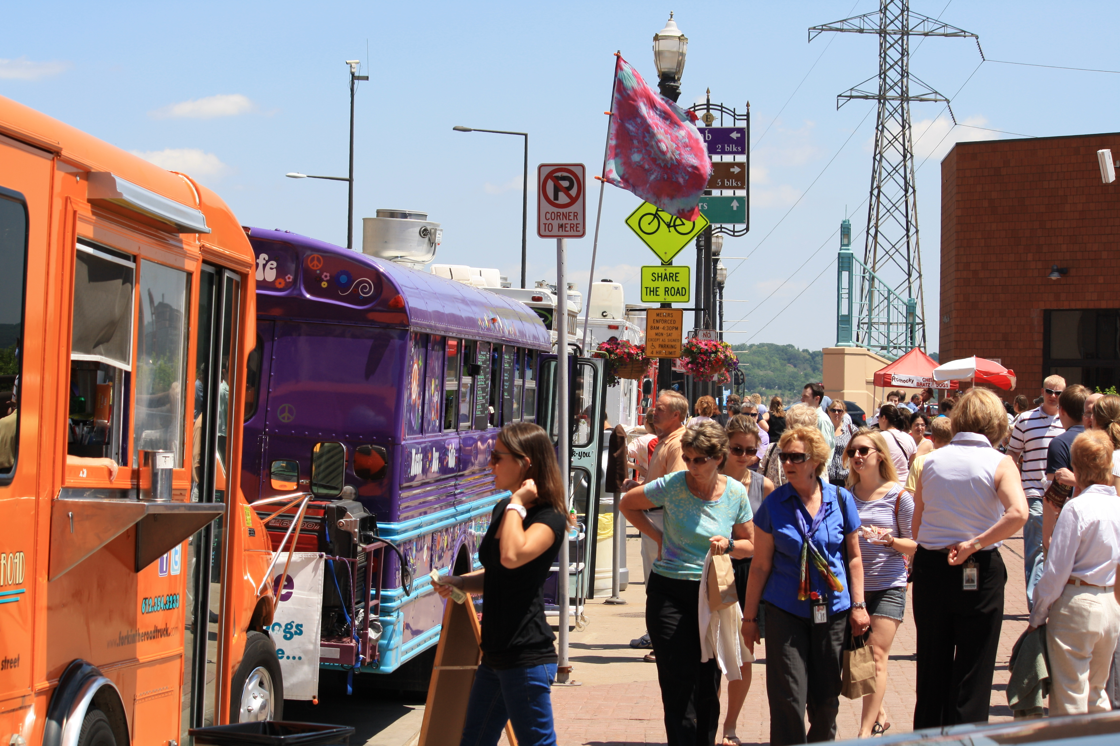 Brainerd Country, MN: Brainerd City Council – City Will Seek to Work with Baxter on Food Trucks