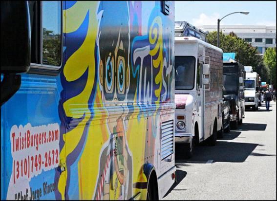 Riverside Food Trucks Austin