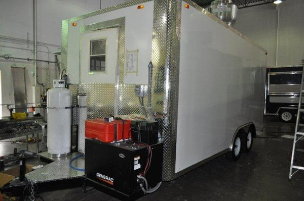 Vernon, CT: RHS Mobile Concession Stand Project Finds a Booster in Rockville Bank
