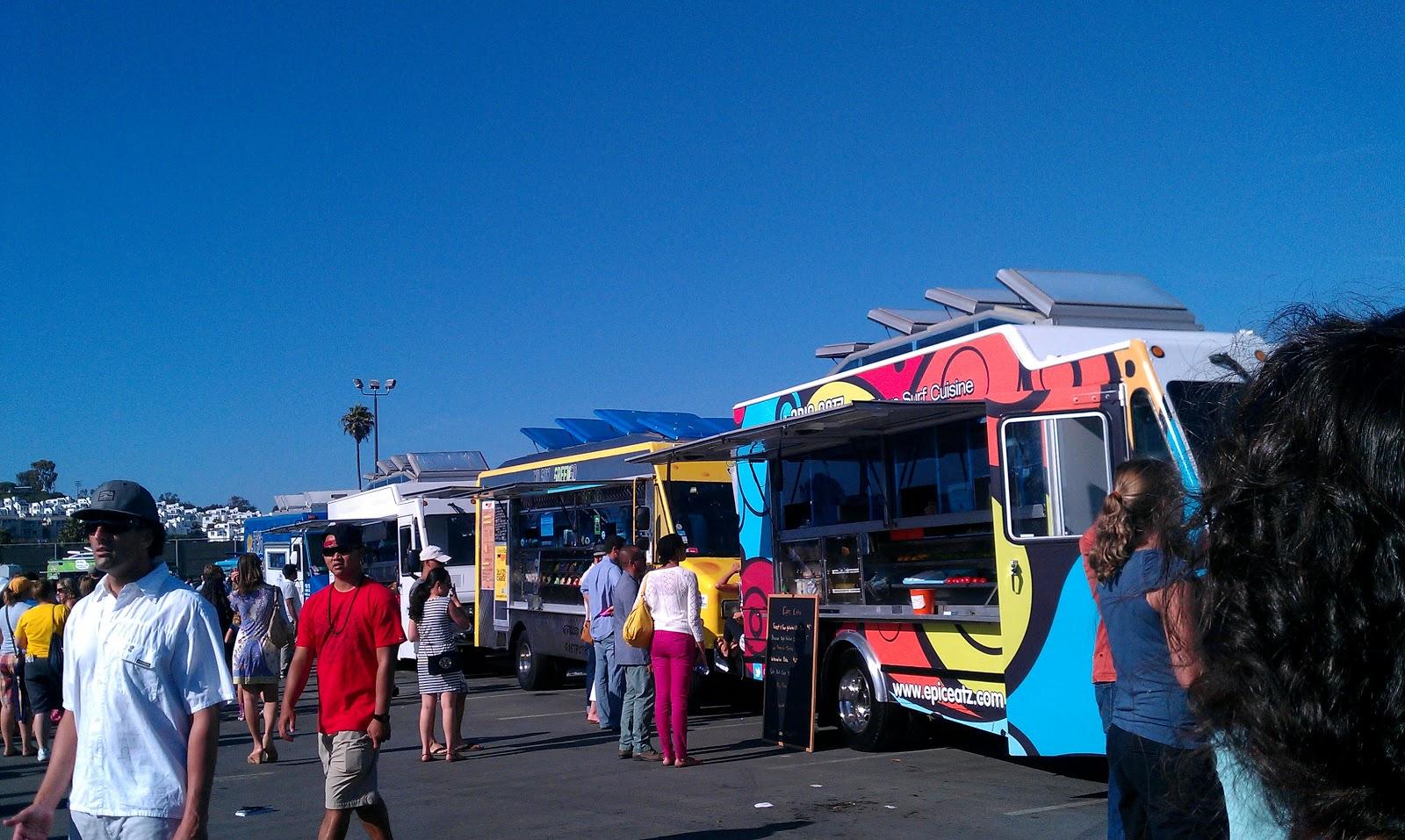 Del Mar, CA: Del Mar Passes New Food Truck Moratorium, Continues Analyzing Impacts