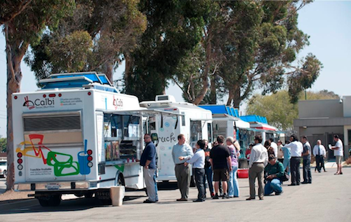 Auburn, CA: Auburn City Council Bans Food Trucks Around Placer High