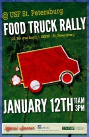 St. Petersburg, FL: Food Truck Rally Coming to St. Pete