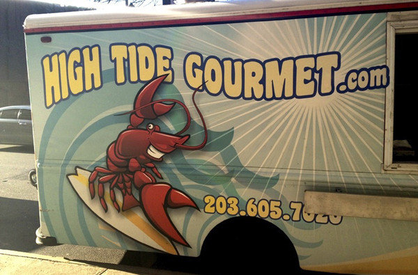 Madison, CT: The Madison-Based High Tide Gourmet Food Truck Will Turn Your Salivary Glands Into Tidal Wave Machines
