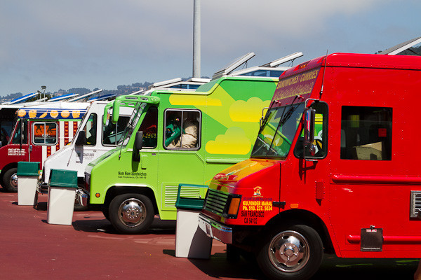 Berkeley, CA: Help the Food Truck Owners