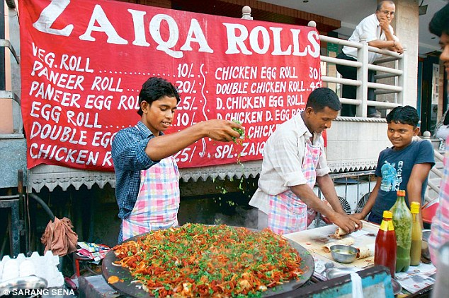 Street food continues to be a big draw with Delhiites despite its health hazards, according to a new study