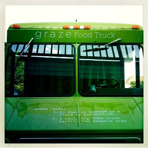 "Lakeland, TN: Graze Food Truck – ""Farm to Truck"""