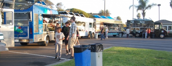 Del Mar, CA: New Food Trucks On Hold for 10 More Months