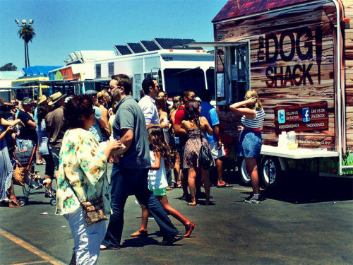 CA - del mar food trucks