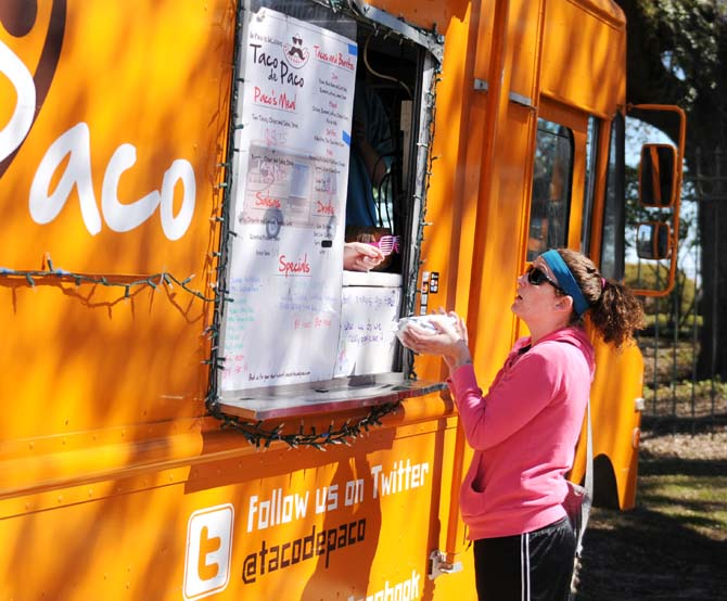 Baton Rouge, LA: Local Food Trucks Rank Among Best in South