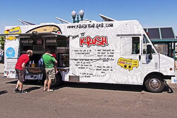 Roseville, CA: Downtown Roseville Food Truck Mania Rescheduled