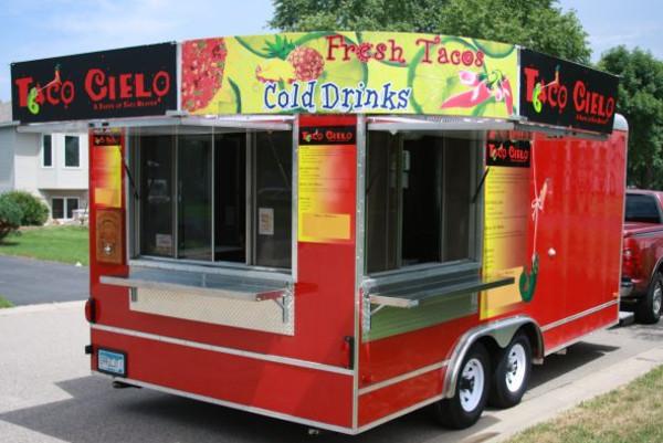 Food Truck Vegan Amazon