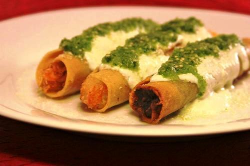 Mexico  Blvd's Flautas (credit: Mexico Blvd)