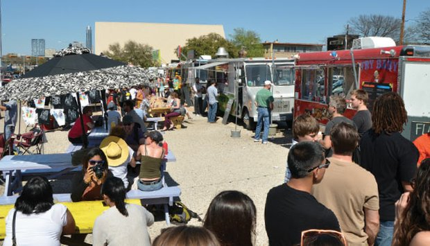 Austin, TX: Food Truck Industry at Crossroads