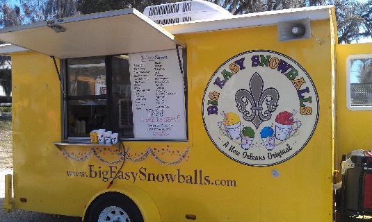 Tallahassee, FL: Food Trucks Roll Into Downtown