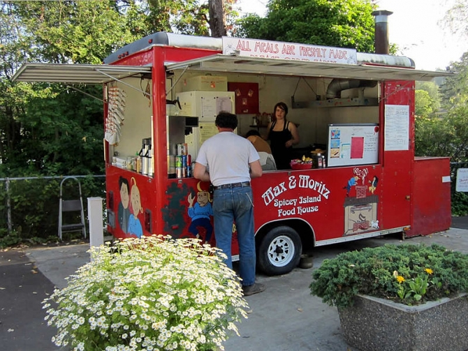 Boulder, CO: Boulder to Launch Pilot Food Trucks Program in City Parks This Summer