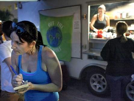 Gainesville, FL:  Second Food Truck Rally Goes More Smoothly