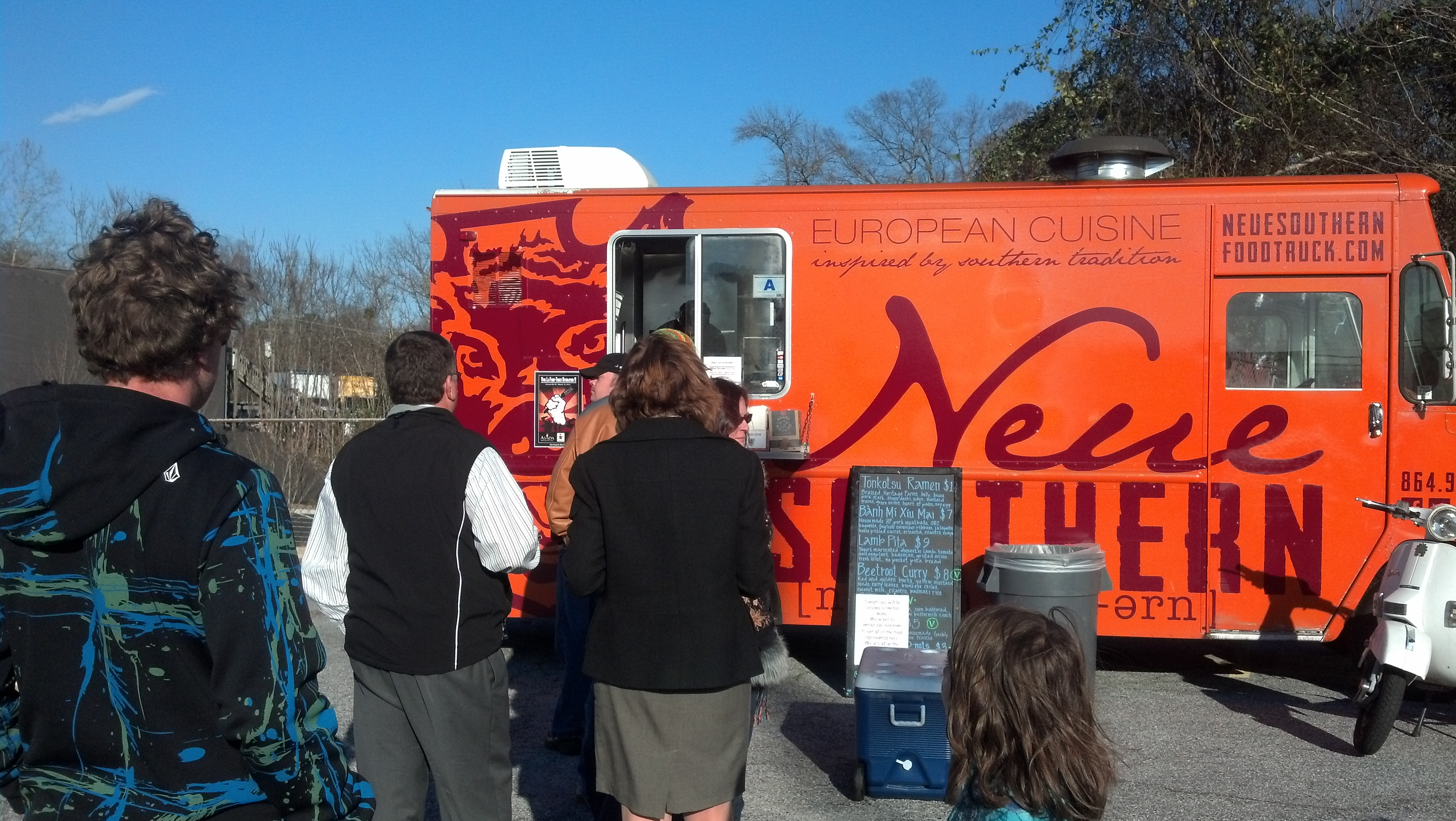 Greenville, SC: Protest Planned To Cook Up Support For Greenville Food Trucks