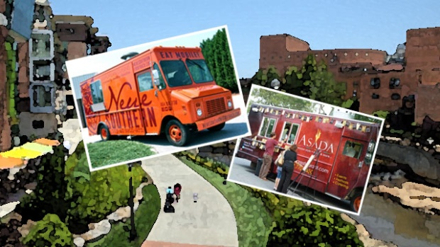 Greenville, SC: Hundreds Expected At Food Truck Rally; Guest Chefs Join In
