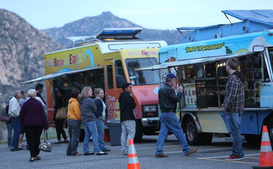 Escondido, CA: Escondido Food Truck Rules Hit Snag