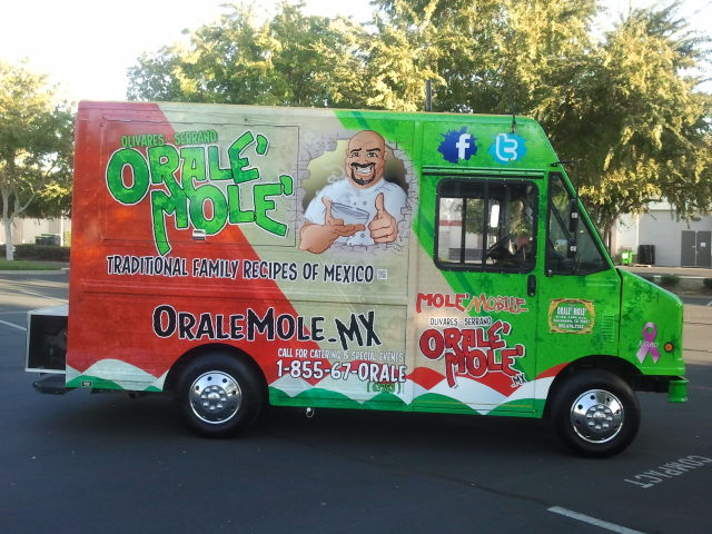 Elk Grove, CA: Local Chef Honors Wife Taken By Cancer By Carrying Out Food Truck Dream