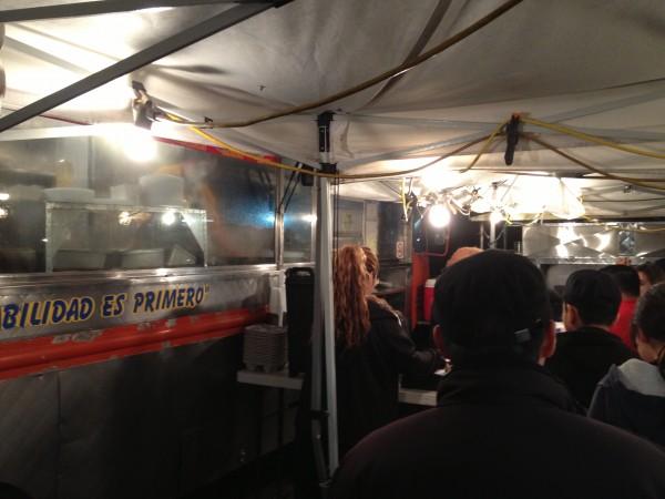 Santa Rosa, CA: The List – Late Night Food Truck Spots