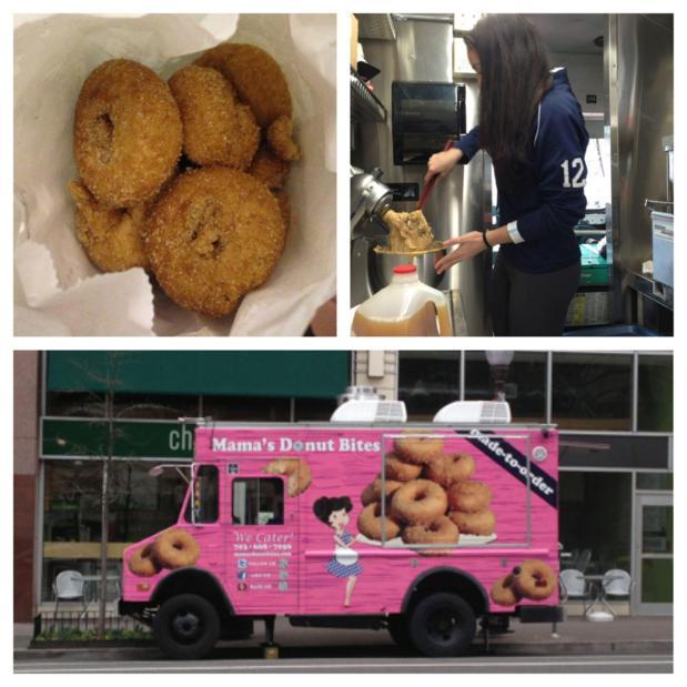Arlington, VA: New Donut Truck Now Serving Arlington