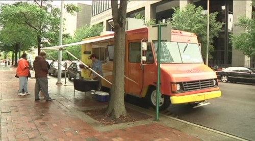 10 of Birmingham's food trucks will meet up Sunday at Pepper Place for the first annual Street Food Rally. (Source: WBRC video)