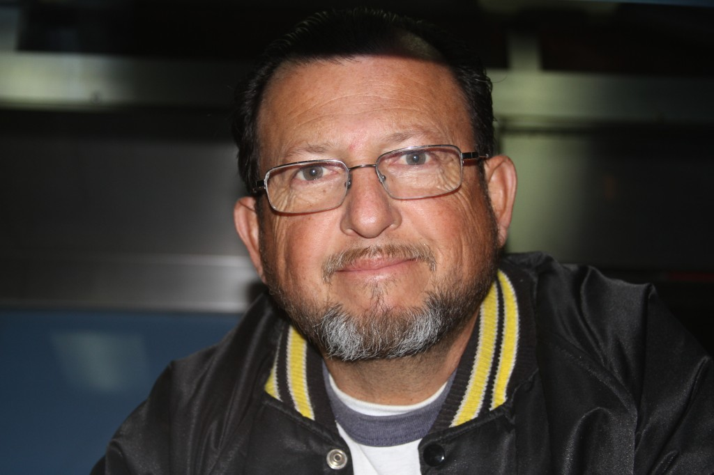 Jesse Catano, owner of Pecos Tacos