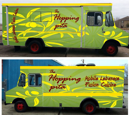 Courtesy photo The Hopping Pita food truck has been delayed by generator problems but should be on the streets soon Read more here: http://www.kansas.com/2013/04/17/2763271/two-new-food-trucks-and-a-food.html#storylink=cpy