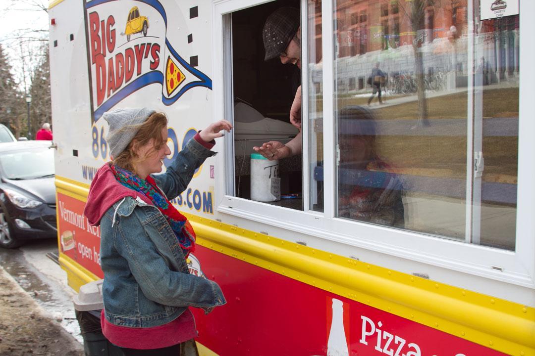 Burlington, VT: Food Trucks Make for Moveable Feast