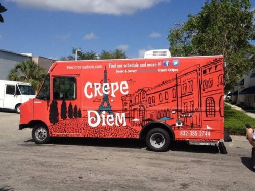 Crepe A Diem is a new food truck in Nashville. / Submitted by Crepe A Diem