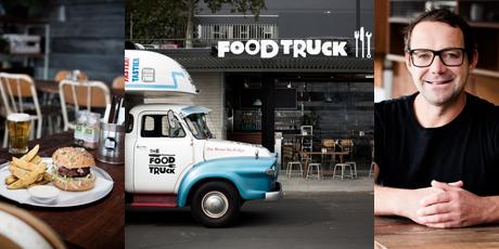 Aukland, NZ: The Man Making A U-turn on Fast Food