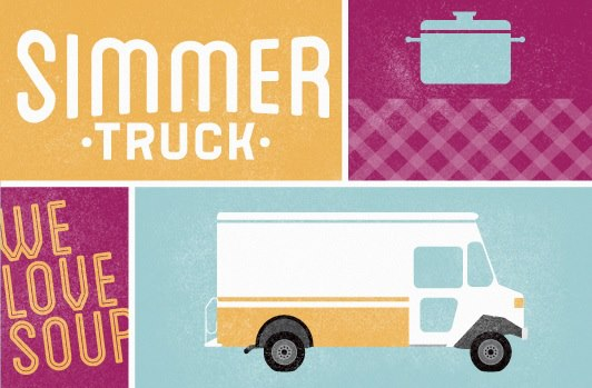 Milwaukee, WI: New Food Truck, Simmer, will Hit the Streets in May with Soups, Salads, Panini