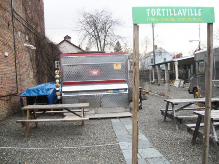 Hudson, NY: Tortillaville Cook's Book Dishes on Food Truck Business