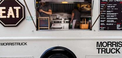 Photo credit: Handout | The Morris Grilled Cheese truck will be at Tanger Outlets in Riverhead on Saturday.