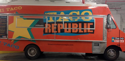 Kansas, KS: Taco Republic Truck is Set to Bring Street Tacos to the Streets