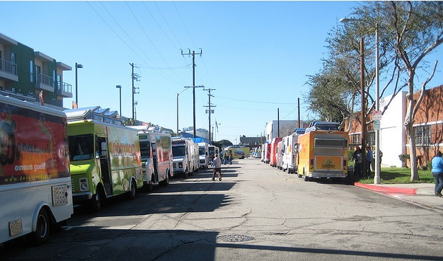 Santa Monica, CA: New Restrictions For Main Street Food Trucks In Santa Monica
